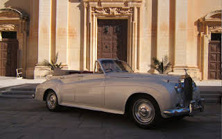 Rolls Royce Silver Cloud Silver Cloud Convertible Rent Central Region