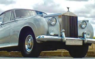 Rolls Royce Silver Cloud Rent Central Region