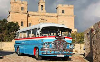 Kalafrana Maltese Bus Rent Central Region